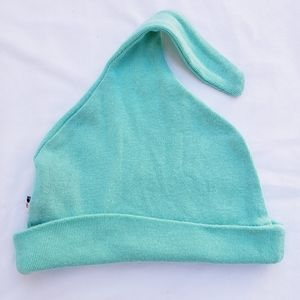 Baby Soy Spearmint Beanie Hat